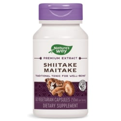 Nature's Way Shiitake & Maitake