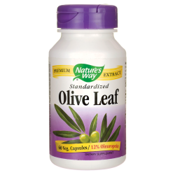 Nature's Way Standardized Olive Leaf Extract