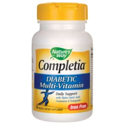 Nature's WayCompletia Diabetic Multi-Vitamin