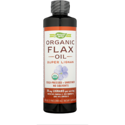 Nature's WayEfaGold Flax Oil Super Lignan