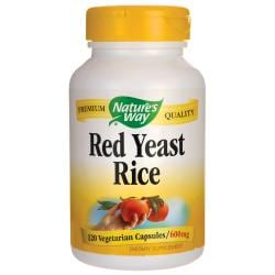 Nature's WayRed Yeast Rice