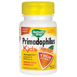 Nature's Way Primadophilus for Kids Orange