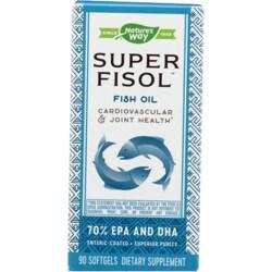Nature's Way Super Fisol Fish Oil