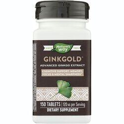 Nature's WayGinkgold (100+50 free)