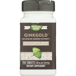 Nature's Way Ginkgold (100+50 free)