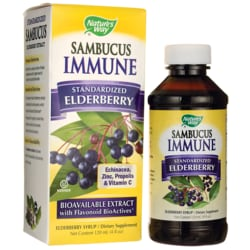 Nature's WaySambucus Immune Bio-Certified Elderberry