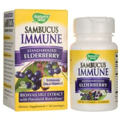 Nature's WaySambucus Immune Lozenges
