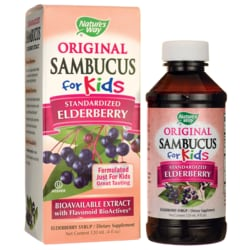 Nature's WayOriginal Sambucus for Kids - Elderberry