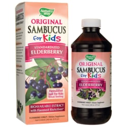 Nature's Way Original Sambucus for Kids - Elderberry