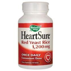 Nature's WayHeartSure Red Yeast Rice