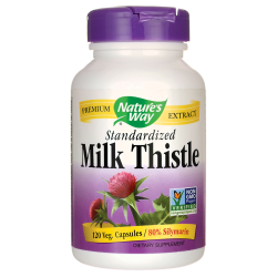 Nature's Way Milk Thistle SE
