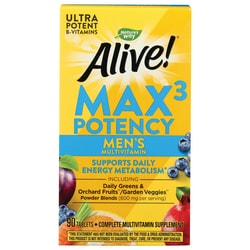 Nature's WayAlive! Men's Multi