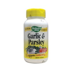 Nature's Way Garlic & Parsley
