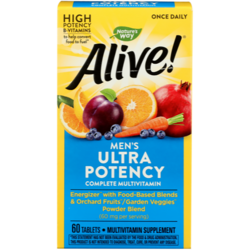 Nature's WayAlive! Once Daily Men's Ultra Potency