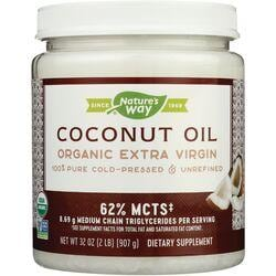 Nature's WayOrganic Extra Virgin Coconut Oil