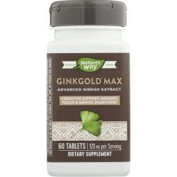 Nature's WayGinkgold Max