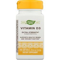 Nature's WayVitamin D3