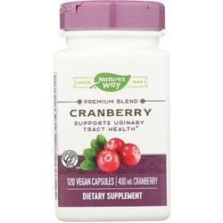 Nature's Way Cranberry Standardized