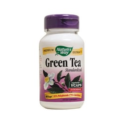 Nature's WayGreen Tea Standardized