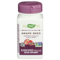 Nature's WayGrape Seed Standardized