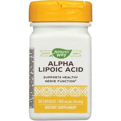 Nature's WayAlpha Lipoic Acid Plus Rosemary