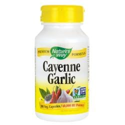 Nature's WayCayenne Garlic