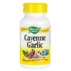 Nature's Way Cayenne & Garlic