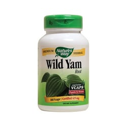 Nature's WayWild Yam Root