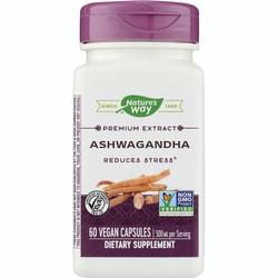 Nature's Way Ashwagandha Standardized