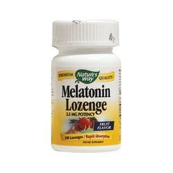 Nature's Way Melatonin Lozenge Fruit Flavor
