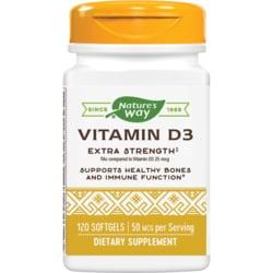 Nature's Way Vitamin D3