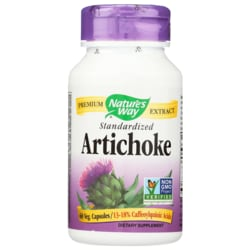 Nature's Way Artichoke Standardized