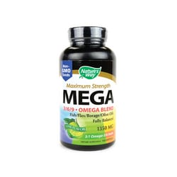 Nature's WayMEGA 3/6/9 Omega Blend Maximum Strength