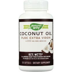 Nature's WayCoconut Oil Pure Extra Virgin