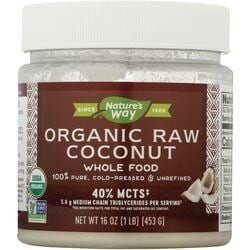 Nature's WayOrganic Raw Coconut Whole Food