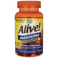 Nature's WayAlive! Immune Gummies