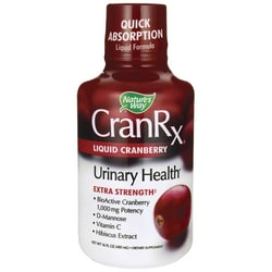 Nature's WayCranRx Liquid Cranberry