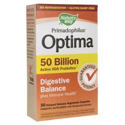 Nature's WayPrimadophilus Optima Digestive Balance