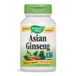 Nature's WayKorean Ginseng Root