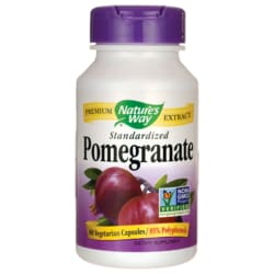 Nature's WayPomegranate Standardized