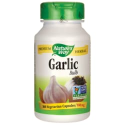 Nature's WayGarlic Bulb