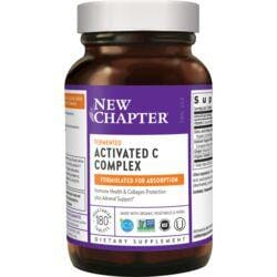 New ChapterActivated C Food Complex