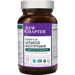 New Chapter40+ Every Woman II MultiVitamin