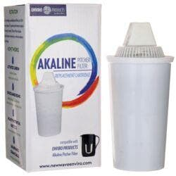 New Wave EnviroAlkaline Pitcher Filter Replacement Cartridge