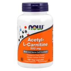 NOW Foods Acetyl L-Carnitine