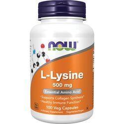 NOW FoodsL-Lysine 500 mg