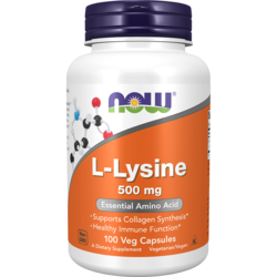 NOW FoodsL-Lysine 500 mg