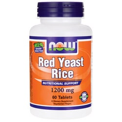 NOW FoodsRed Yeast Rice Extract