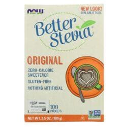 NOW FoodsBetter Stevia - Original