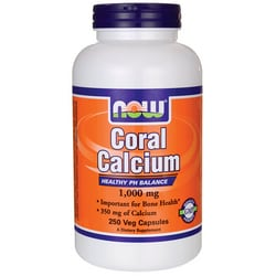 NOW FoodsCoral Calcium